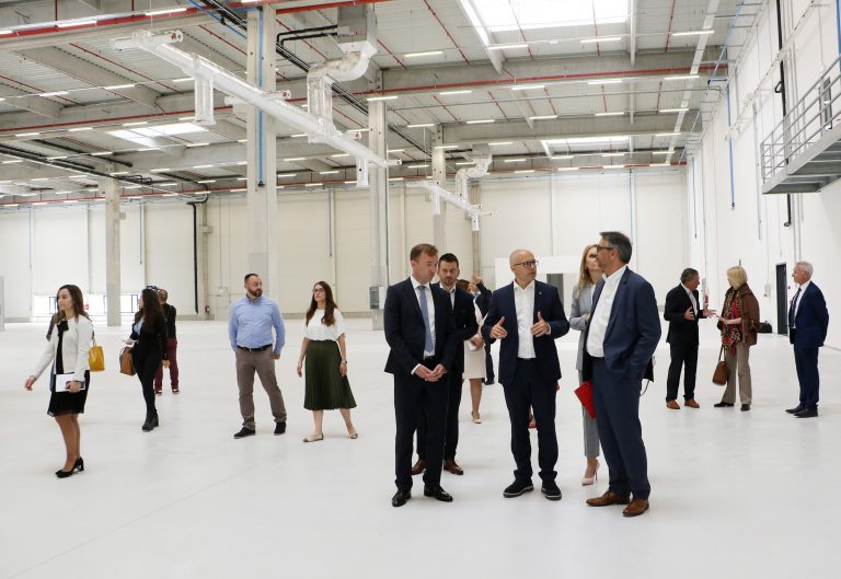 บีเอ็มเอส เทคโนโลยี เริ่มการผลิตในเดือนกันยายนนี้ – R&D Center หลังจากนั้นไม่นาน