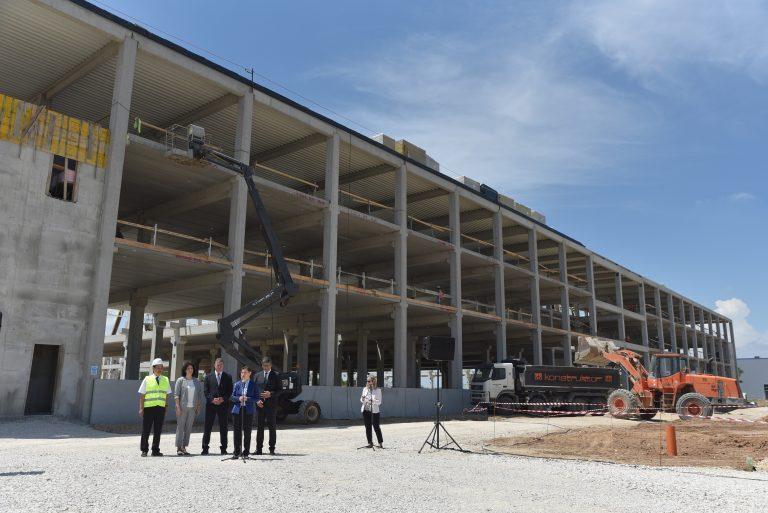 Xingyu Automotive กำลังสร้างโรงงานมูลค่า 60 ล้านยูโรใน Nis